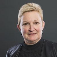 Photo of Management Team member Vicki Downie